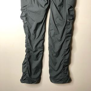 lululemon athletica Pants - Lululemon 4 tall studio pants black gray cargo
